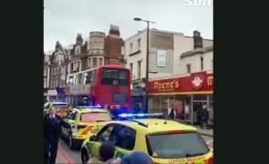 Poliţia britanică: Atacul de la Londra este 'de natură islamistă'