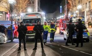 Atentate teroriste în Germania. Cel puţin opt persoane au fost ucise. Lupte între extremiști și poliție?