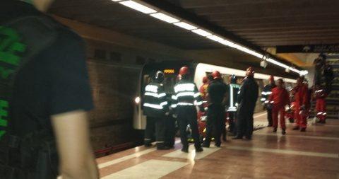 Coronavirusul naşte monştrii rasismului la Bucureşti. Asiatic agresat la metrou