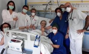 Femeie de 95 de ani, din Italia, s-a vindecat de coronavirus