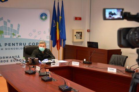 CJ Cluj alocă 60.000 de lei pentru echipamente destinate polițiștilor