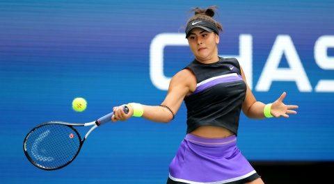 Tenismena Bianca Andreescu a răspuns: se simte și canadiancă și româncă