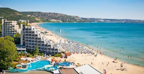 Bulgaria deschide pentru turiști litoralul la Marea Neagră pe 1 iunie