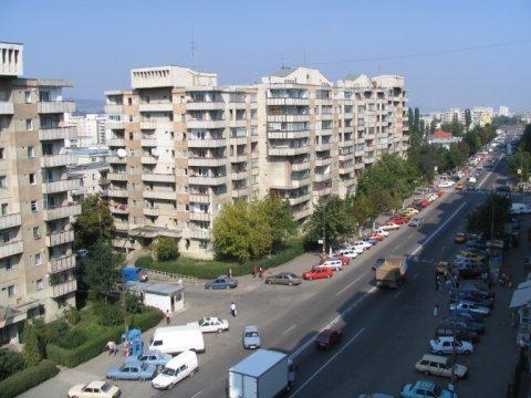 A început modernizarea rețelei de iluminat pe Calea Florești