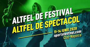 Sports Festival, care urma să aibă loc la Cluj-Napoca în perioada 11-14 iunie, a fost reprogramată pentru 2021