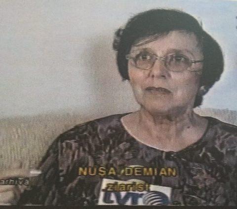 Jurnalista Nușa Demian, soția fostului baschetbalist Horia Demian din Cluj, a decedat
