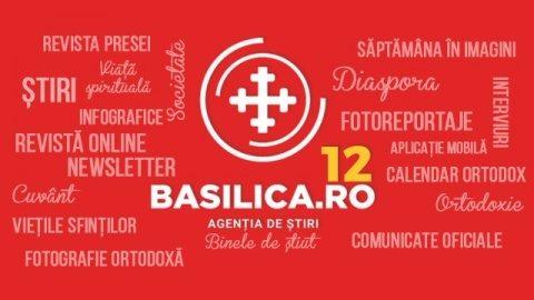 Mitropolitul Clujului, IPS Andrei a transmis un mesaj de felicitare pentru Basilica.ro, la 12 ani de activitate