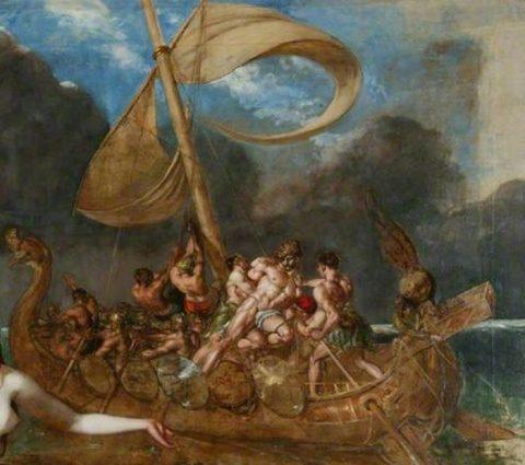 Poemul Zilei: Odiseia