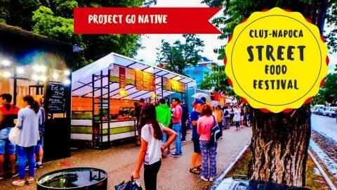 Street FOOD Festival devine o mare terasă la Cluj-Napoca