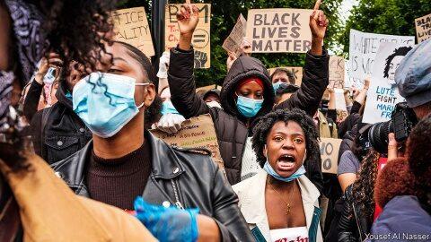 Google discriminează albii? Motor de căutare pentru americanii de culoare