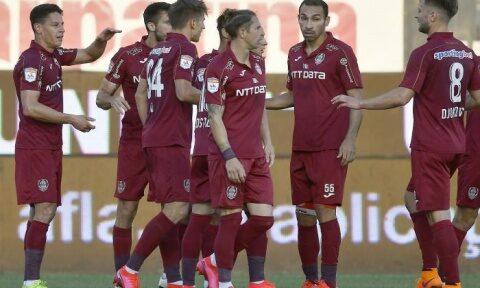 CFR Cluj își împrumută jucătorii