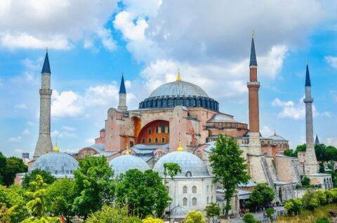 Catedrala Sfânta Sofia devine moschee: turcii au anulat o decizie din 1934