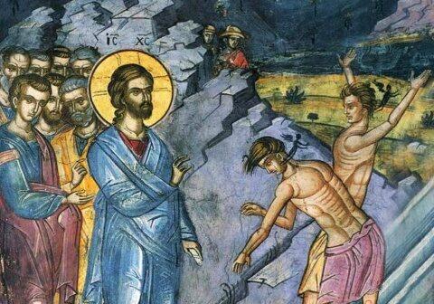 """Evanghelia de Duminică: """"Cine nu adună cu Mine risipește…"""""""
