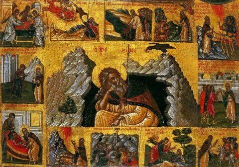 Sfântul Ilie Tesviteanul, ocrotitorul aviatorilor și aducătorul de ploi