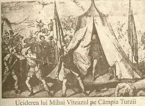 Moartea lui Mihai Viteazul                      de Dimitrie Bolintineanu