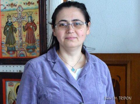 Simona-Teodora ROȘCA-NEACȘU candidat A.U.R. pentru Primăria Cluj-Napoca