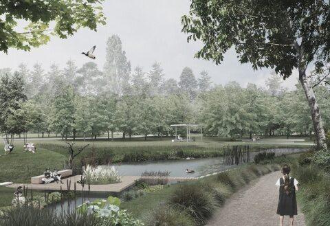 Procedurile pentru amenajarea Parcului Est vor începe în această toamnă