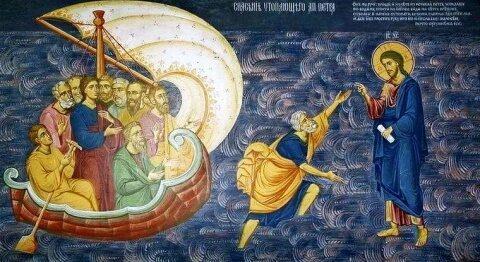 """Evanghelia de duminică: """"Să avem nădejde şi curaj de a-L preamări pe Iisus Hristos"""""""
