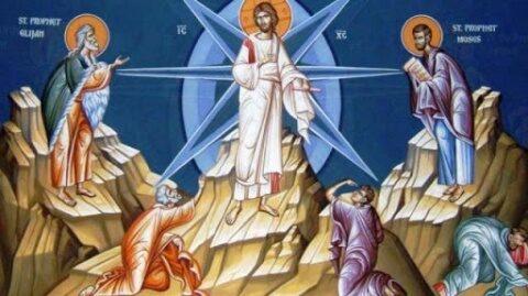 Schimbarea la Faţă, momentul în care Iisus Hristos Mântuitorul şi-a descoperit dumnezeirea Sa