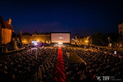 45.000 de spectatori la TIFF au văzut filmele în aer liber