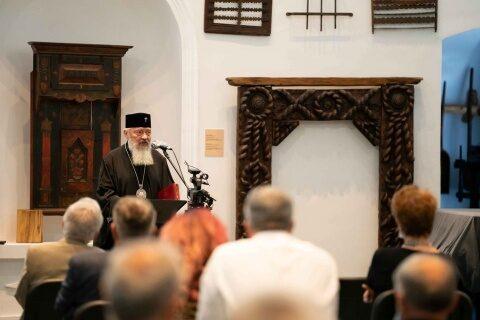 """IPS Andrei, la Simpozionul """"Moții-făuritori de istorie națională"""": Să ne aducem aminte de Avram Iancu și de apoftegma sa: """"Unicul dor al vieții mele este să-mi văd națiunea fericită"""""""
