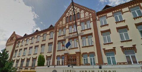 Primul caz de îmbolnăvire cu Covid-19 la un elev din cadrul Liceului Teoretic Avram Iancu din Cluj-Napoca