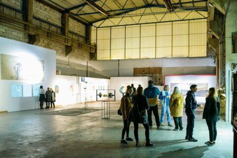 Noaptea Albă a Galeriilor, la Cluj-Napoca