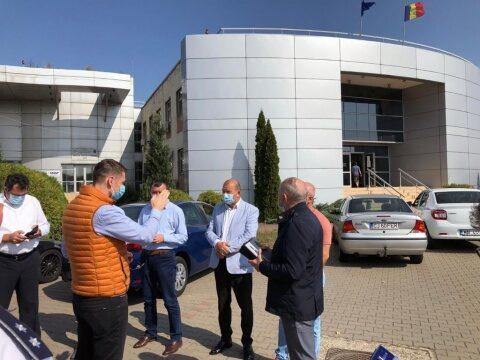 Mutarea sediului Serviciului Permise de Conducere și Înmatriculare a Vehiculelor Cluj de pe str. Albac, în linie dreaptă