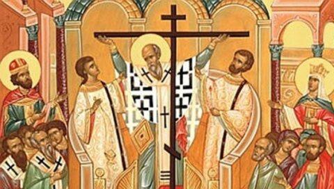 Creștinii sărbătoresc azi Ziua Crucii. Vezi tradițiile populare