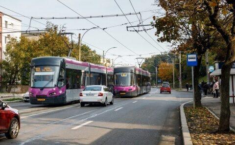 De astăzi au intrat în circulație primele patru tramvaie noi, model Astra Imperio la Cluj-Napoca