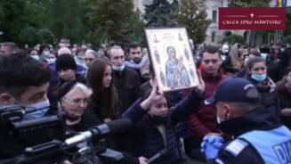 Purtătorul de cuvânt al Mitropoliei Moldovei și Bucovinei: Nu există nicio implicare a Mitropoliei în protestele credincioșilor