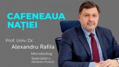 Alexandru Rafila, despre tatăl său născut în URSS: Nu sunt de acord cu ce a făcut tatăl meu, nu există nicio scuză pentru apartenența la Securitate