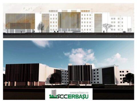 """Moment istoric pentru Academia Națională de Muzică """"Gheorghe Dima"""" din Cluj-Napoca. Se va construi un nou sediu de 37 de milioane de euro"""