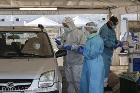 Drive-test RT-PCR, din mașină, în cartierele din Cluj-Napoca