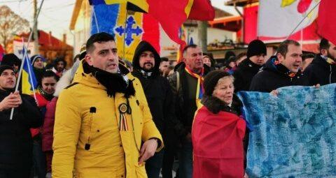 A.U.R. este la Alba-Iulia de Ziua Națională