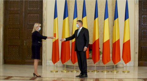 Sondaj. Românii vor un președinte patriot
