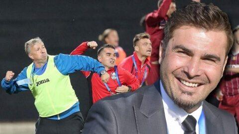 """Adrian Mutu s-a înțeles cu CFR Cluj. """"Briliantul"""" părăsește nationala U21 pentru campioana Romaniei"""