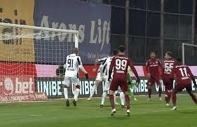 CFR Cluj a remizat cu Astra Giurgiu, 1-1 (0-1)