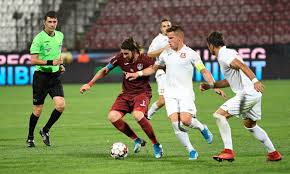 CFR Cluj a învins-o pe FC Hermannstadt cu scorul de 3-1