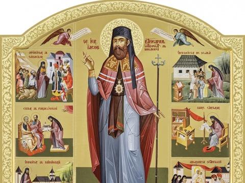 302 ani de la nașterea Sf. Iacob Putneanul, autorul primului abecedar din Moldova