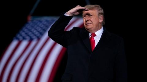 """Donald Trump a lansat un site de """"comunicare"""""""