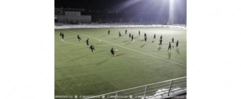 """""""Studenții"""" clujeni au început cantonamentul de la Centrul de Fotbal Mogoșoaia"""
