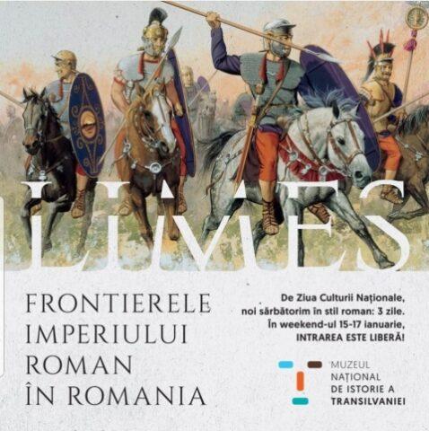 Muzeul de Istorie din Cluj lansează turul virtual al expoziției Limes
