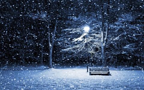 Poemul Zilei: Ninge în alb și negru