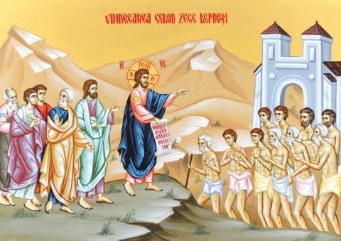 Evanghelia de Duminică: Binefăcătorul celor nerecunoscători