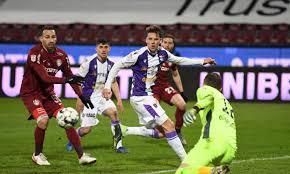CFR Cluj a surclasat-o pe FC Argeş cu scorul de 5-0