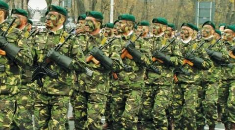 Armata Română după starea de urgență participă și defilează la Untold