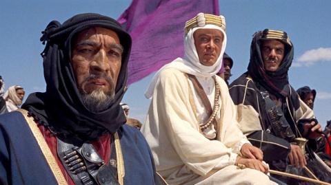 Cronica de film: Deșertul și istoria