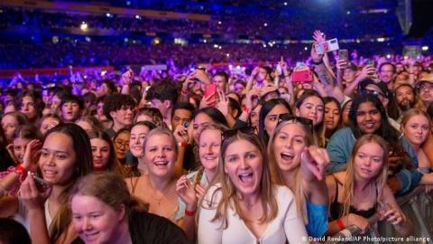 Poza Zilei: Concert în Noua Zelandă