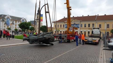 Oradea nu mai sărbătorește Ziua Eliberării de către Armata Română în 1919
